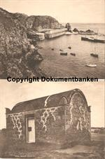 Guernsey, Sark Island, 14 printed images, Size 20 x 15 cm