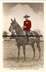 Royal Canadian Mounted Police. 1949