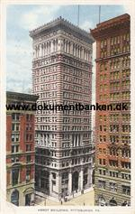 Pittsburgh. Arrot Building. Pennsylvania. 1916