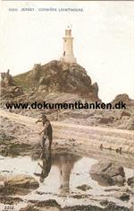 Corbiere Lighthouse. Jersey