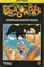 "Dragonball "" Supertransmogriffen Freezer "" Nr 25"