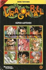 "Dragonball "" Super-Gotenks "" Nr 41"