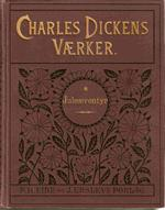 "Charles Dickens "" Juleeventyr "" 1889 - 4 udgave"
