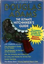 "Douglas Adams ""The ultimative hitchhicker's guide"""