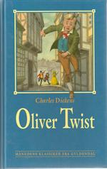 "Charles Dickens "" Oliver Twist "" 1995 3 oplag"