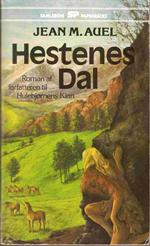 "Jean M. Auel ""Hestenes dal"" 2 udgave 5 oplag 1987"