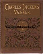 "Charles Dickens "" Nelly "" i 2 bind 1893 - Fjerde gennemsete udgave"
