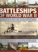 "Peter Hore "" Battleships Of World War ll "" 2007"