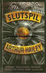 "Arthur Hailey "" Slutspil "" 2001 - Lademand"